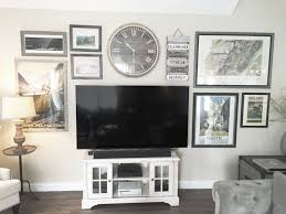 image decorate. 8 Creative Ways To Decorate Around Your Tv Image