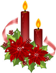 Image result for christmas candle
