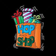 Hop Design Shop Hop And Shop Vector Image 1420040 Stockunlimited