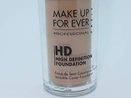 make up for ever hd high definition foundation review swatches musings of a muse