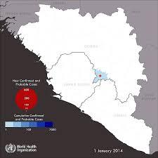Who Ebola Maps