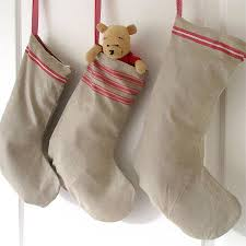 Handmade Christmas Stockings Handmade Traditional Christmas Stocking By Edamay