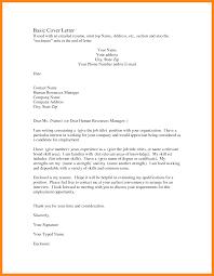 Cover Letter Enclosure Best Resumes