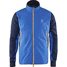 Haglofs M Summit Jacket Vibrant Blue Deep Blue Fast And