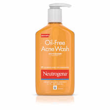 best overall neutrogena oil free salicylic acid acne fighting face wash
