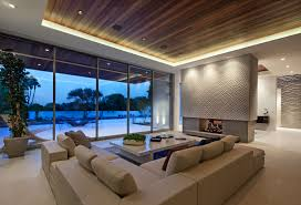 Modern Luxury Living Room Luxury Living Room With Fireplace Modern Homes Interior Design