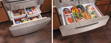 refrigerator drawers. viking french door refrigerator drawers