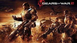 Gears of War 2, Xbox, 5K