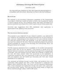 Word Thesis Template Style Research Proposal Example Dissertation Proposal