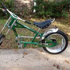 best boys green schwinn occ chopper bicycle euc hardly ridden
