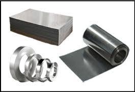 sheet metal roll stainless steel 300 400 series sheet gauge lester metals
