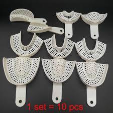 4pcs/<b>set Dental Orthodontic Intraoral</b> Photographic Reflector Mirror 2 ...