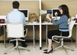 Image Fooled What Are Modern Office Workers Sitting Just Few Feet Away From One Another To Do Workology Openplan Offices Add Distractions And Hurt Productivity