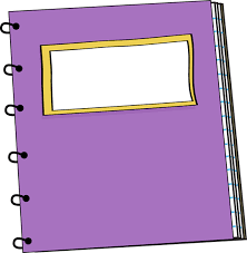 Image result for notebook clipart