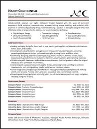 Different Resume Styles Resume Sample