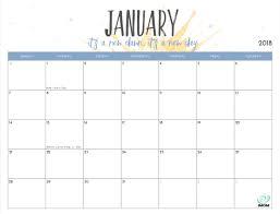 20 Free Printable Calendars For 2019 Yesmissy