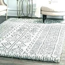 silver grey plush rug gray bath rugs ultra boy all inspired luxuries soft and abstract tribal