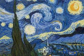 the fact that despite the inner turmoil within van gogh that he could actually produce one of the most beautiful paintings of all time is really quite