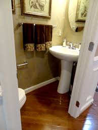 small narrow half bathroom ideas. Cool Small Half Bathroom Ideas On Narrow The Bath Is Just E