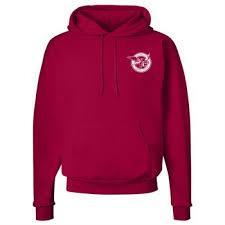 Hanes Ecosmart Adult Hooded Sweatshirt Personalization Available