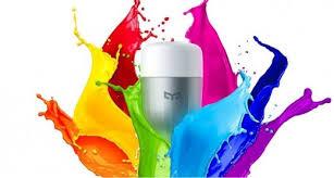 Купить умную <b>лампочку Xiaomi Yeelight</b> Smart Bulb за 1 450 руб.