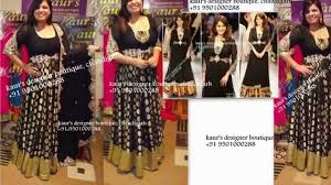 Best Designer Suits In Chandigarh Kaurs Designer Boutique Chandigarh 91 9501000288 Jatinder Dosanjh Chauhan Owner