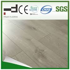 8mm U0026 12mm Eir Light White Oak High Quality Drop Lock Laminate Flooring Photo