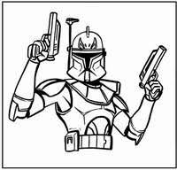 How To Draw Star Wars Characters From The Animated Clone Wars With