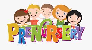 Kids Powerpoint Background Nursery Clipart Pre Nursery Powerpoint Happy Kids