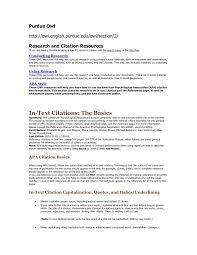 Purdue Owl Cover Letter Examples Prepasaintdenis Com