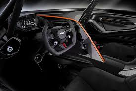 Spock would find Aston Martin's 800-HP Vulcan highly illogical ...