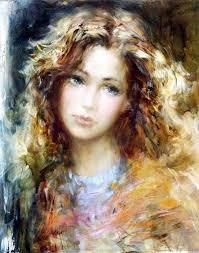 art by stanislav sugintas female paintings 4