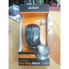Chuột không dây A4TECH G3 280 sẽ mang đến cho bạn hiệu suất hoạt động cao,  hỗ trợ tối ưu cho công việc