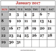 2017 calendars by month 2017 calendar monthly calendar and yearly calendar