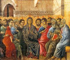 A szentlélek az atya és a fiú kölcsönös szeretetének végpontja, áradása; Punkosd A Husveti Idoszak Megkoronazasa Magyar Kurir Katolikus Hirportal