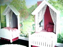 Bunk Bed Tent Canopy Boys Bed Tent Twin Bed Tent Topper Large Image ...