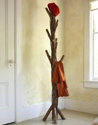 Diy Wood Coat Rack Diy Coat Tree Tree Shaped Coat Rack Made Of Wooden Base And Tree 81