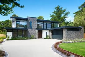 ... modern stone houses architecture, Modern Stone Houses Architecture  Nairn Road Canford Cliffs Poole The Second ...