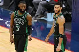 With the league still in the midst of it's official accounting and teams unable to. Celtics Are Finally Building A Team Around Jayson Tatum And Jaylen Brown Celticsblog