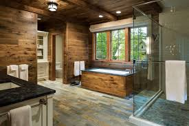Rustic Bathroom Design Cool Ideas