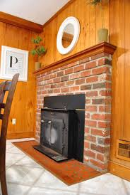removing a woodstove insert