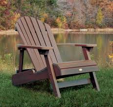 image of wooden lawn chairs paint