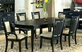 black dining room table set large size of furniture dining furniture black dining set dining