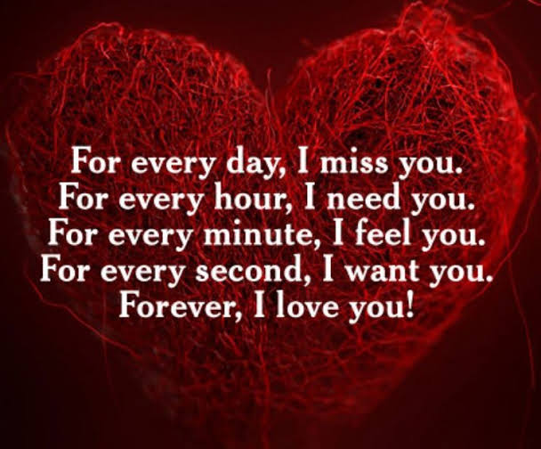 love message for girlfriend in english