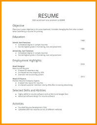 Download Resumes Format Download Free Resume Download Resume Format Free Resume Format For