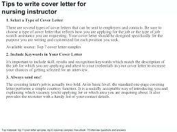 Cover Letter For Teachers Assistant Instructor Cover Letter Sample