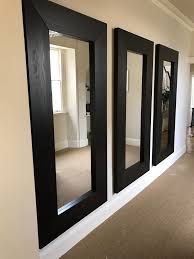 Ikea Mongstad Mirror Three Large Ikea Mongstad Wooden Mirrors Can Be Sold Seperately