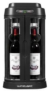 the eurocave wine art preservation system is the perfect holiday gift for wine collectors any wine lover would want to have this wine preservation system