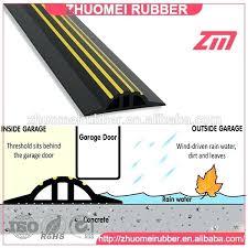garage door barrier garage door floor water barrier seal 1 st weather stop garage door flood barrier