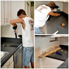 how to remove formica kitchen countertops